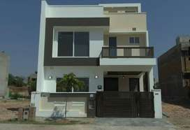 Construction of 5 Marla Home in Bahria Enclave