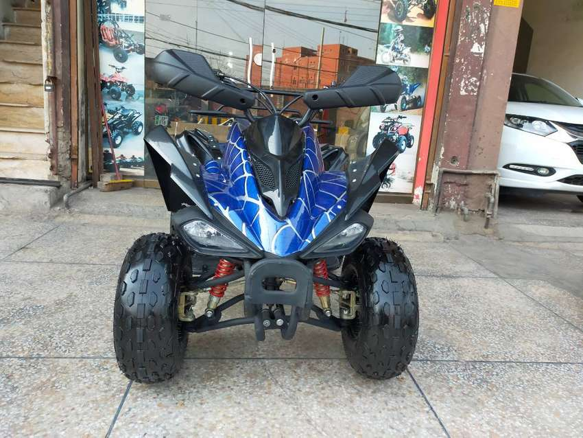 150cc Manual Gear Transmission Atv Quad 4 Wheels Bike Deliver In All
