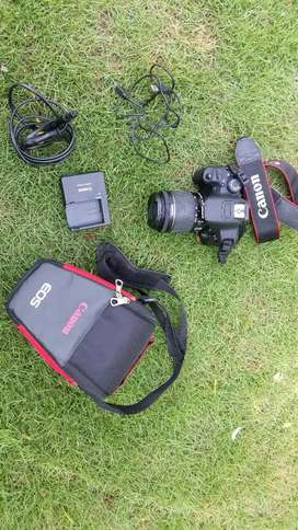Canon 700D 10/10 Condition first owner, best dslr for night photo