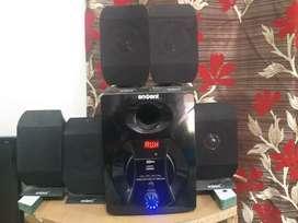 Envent Ace ET-SP51170 multimedia audio speakers (Black)