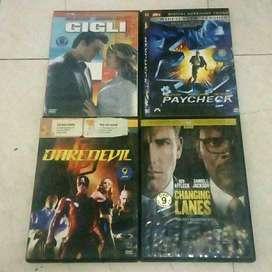 Koleksi Kaset Film DVD Original Ben Affleck