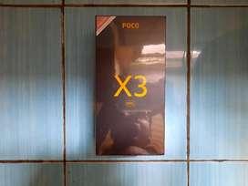Paling Brand Baru Poco X3 NFC 8/128 GB