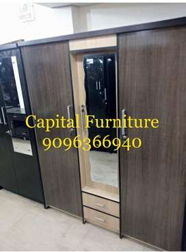 Brand new 3 door wardrobe on instalment at very affordable price