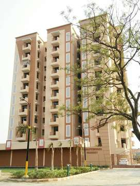 1560 sqft 3bhk residential apartment flat with front side balcony..
