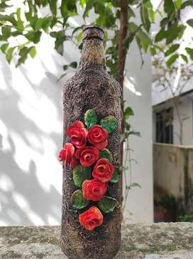 Antique Decorative Bottle