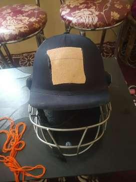Shrey titanium helmet of india
