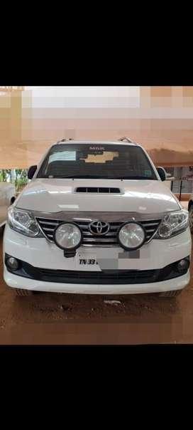 Toyota Fortuner 2011-2016 4x2 Manual, 2015, Diesel