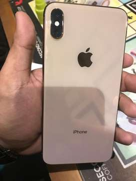 Iphone XS MAX 512Gb gold PTA APPROVED
