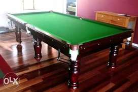 All types of pool table and snooker table