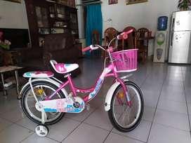 Jual sepeda anak perempuan genio