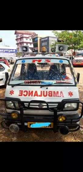 Omni ambulance 2009