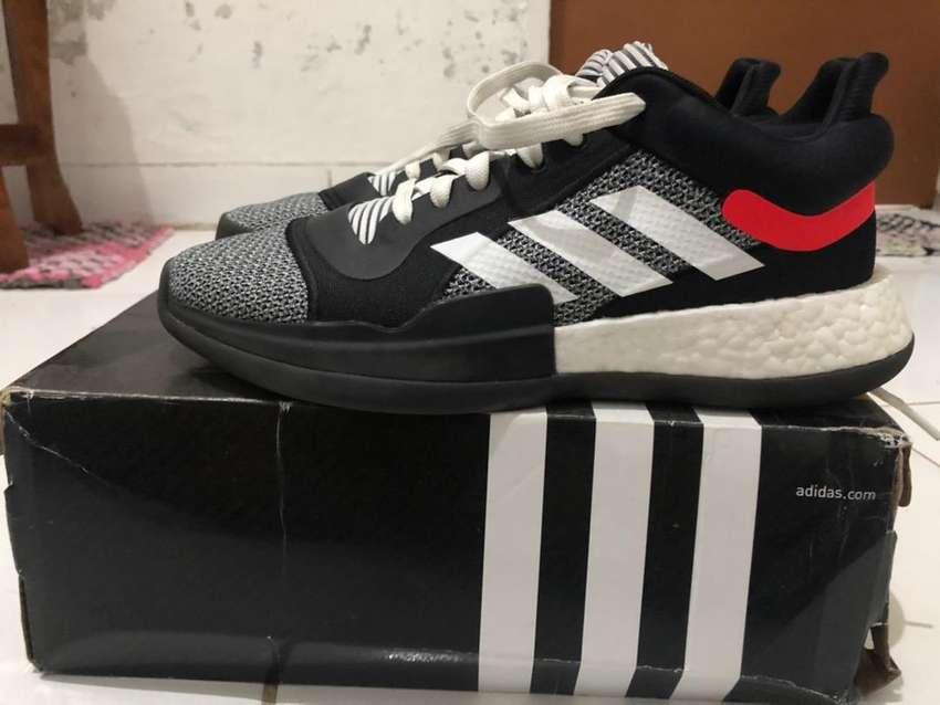 Jual sepatu basket Adidas marquee boost low 0