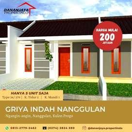 Rumah Dijual 1 Lt Denah & Desain bisa Custom DP suka2 Harga Nego.