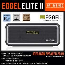 Speaker Bluetooth Portable EGGEL ELITE 2