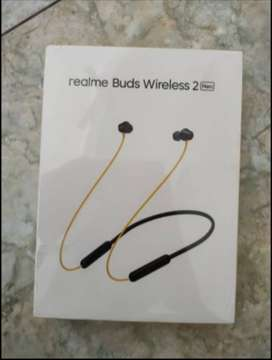 Realme Buds Wireless 2 Neo Baru
