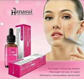 Serum wajah hanasui