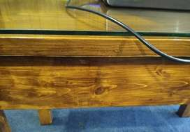 Item: Desk, Solid Wood Style: Rustic American Material: North American