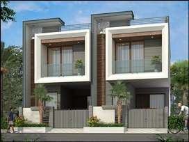 95 SQ,YD JDA APPROVED VILLAS