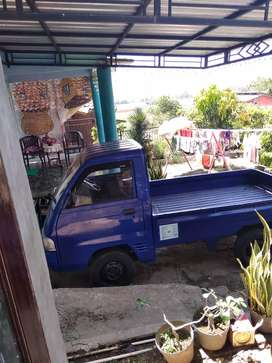 Futura pick up pajek kir jalan