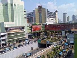 Kios Di Pusat Grosir Metro Tanah Abang (PGMTA), Jakarta Pusat, lokasi