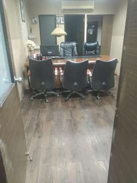550furnished  office on rent in Bandra east