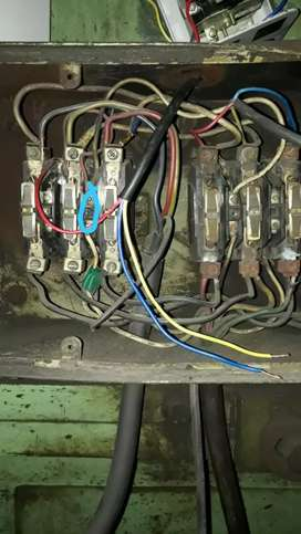 I want an in electrical department.. I have 1.5 year experience.