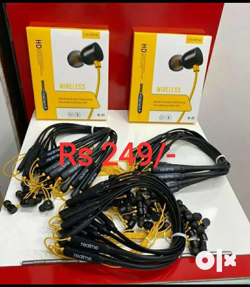 Brand New Mi And realme Wireless Blutooth Headphone Best Saund Quality