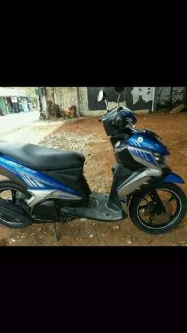 Yamaha xeonGT 125 tahun 2014