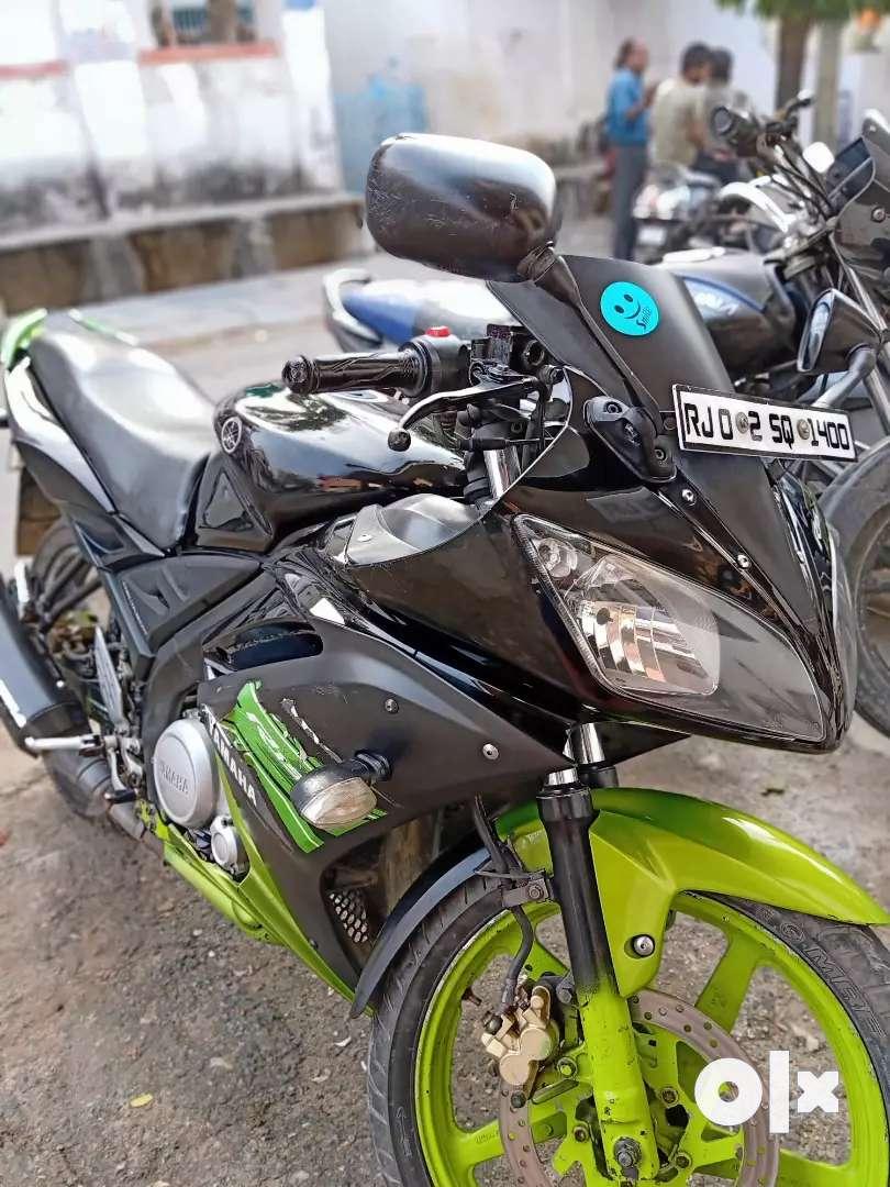Yamaha R15 version 1.0 0
