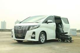 Alphard S Welcab Leather Seat 2017