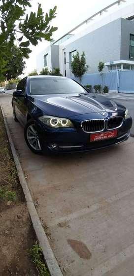 BMW 5 Series 530d Sedan, 2010, Diesel