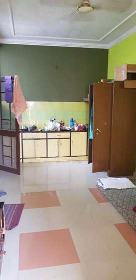 Vaishali One Furnished Bedroom Kitchen Letbath for Male/female