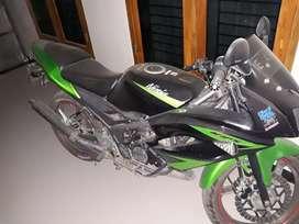 Ninja 150rr std