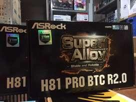 Motherboard ASROCK H81M PRO BTC R2.0 socket 1150