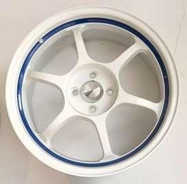 Velg Ring 17-7.0 h4-100et40 Advan bisa buat mobil Yaris city jazz vios
