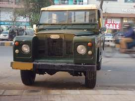 Land Rover Defender 90SW