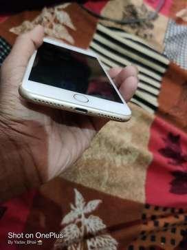 Iphone 7 plus 32 gb . Full new condition