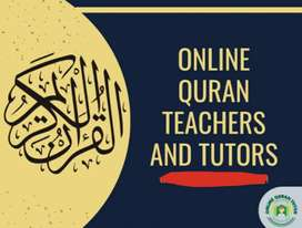 I CAN TEACH ONLINE QURAN AND TARGAMA