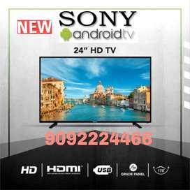 32INCH FHD LED TV HDMI VGA 2USB BEST QUALITY WARRANTY FREE WALL MOUNT