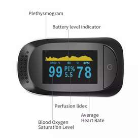 Pulse Oximeters Digital Finger SPO2 PR Monitor FDA/CE