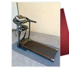 Treadmill Elektrik Series Verona ( BG Homeshopping