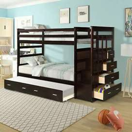 Bunk beds baby beds