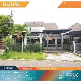 Dijual Rumah Cantik di villa bukit tidar Lowokwaru Malang