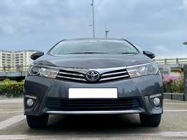 Toyota Corolla Altis 2014 Petrol Well Maintained