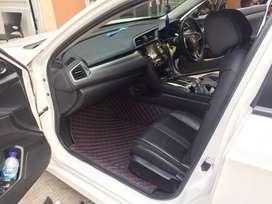 karpet mobil Elite Honda Civic tahun 2016-2020 full bagasi