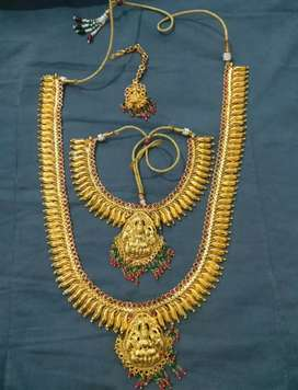 Temple jewelry set