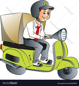 Urgent Opening For Delivery Boy In Vapi Location.