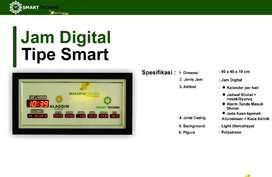 Tersedia JAM DIGITAL MASJID BERKUALITAS MAKSIMAL Tipe Smart Menarik #n