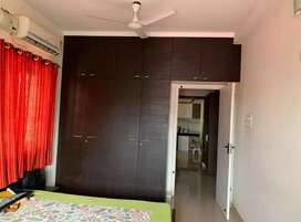 Fully Furnished 2BHK Flat available for rent in Singanallur