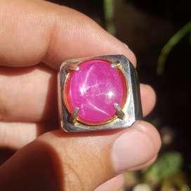 Ruby burma jumbo kristal ster ada sapphire. Cat eye. Emerald.